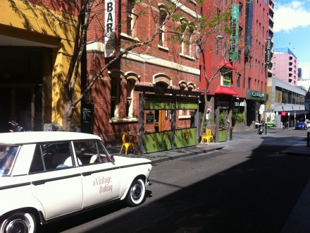 Vintage Outings - 1960's fiat cars