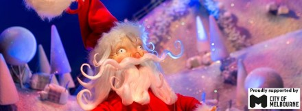 Myer Christmas Windows Bourke Street Mall