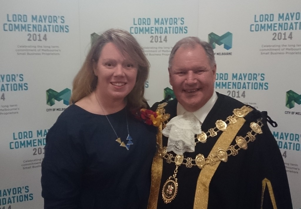 Lord Mayors Commendations
