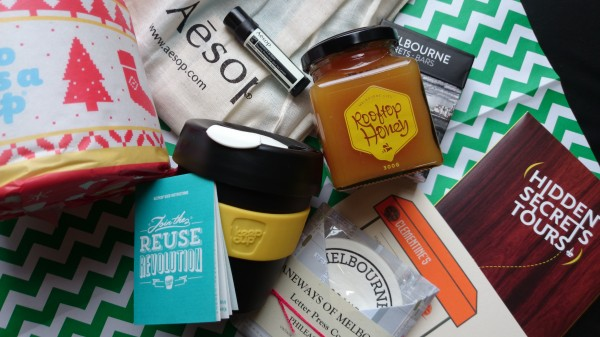 Win a Melbourne hamper from hidden secrets tours