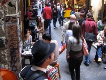 Melbourne Laneways on Tour