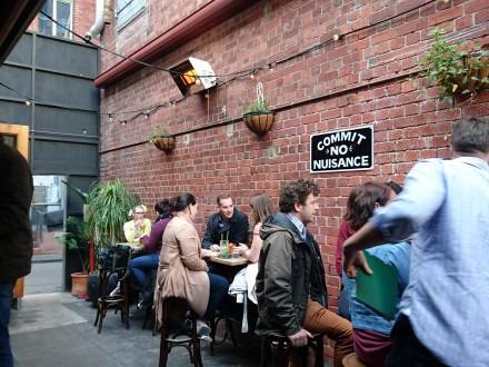 Bar Culture in Melbourne